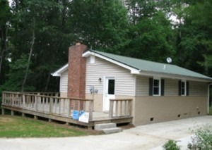 Cabin Franklin NC